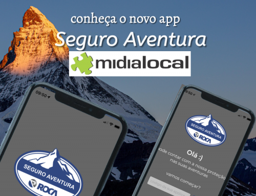 Aplicativo app – Seguro Aventura